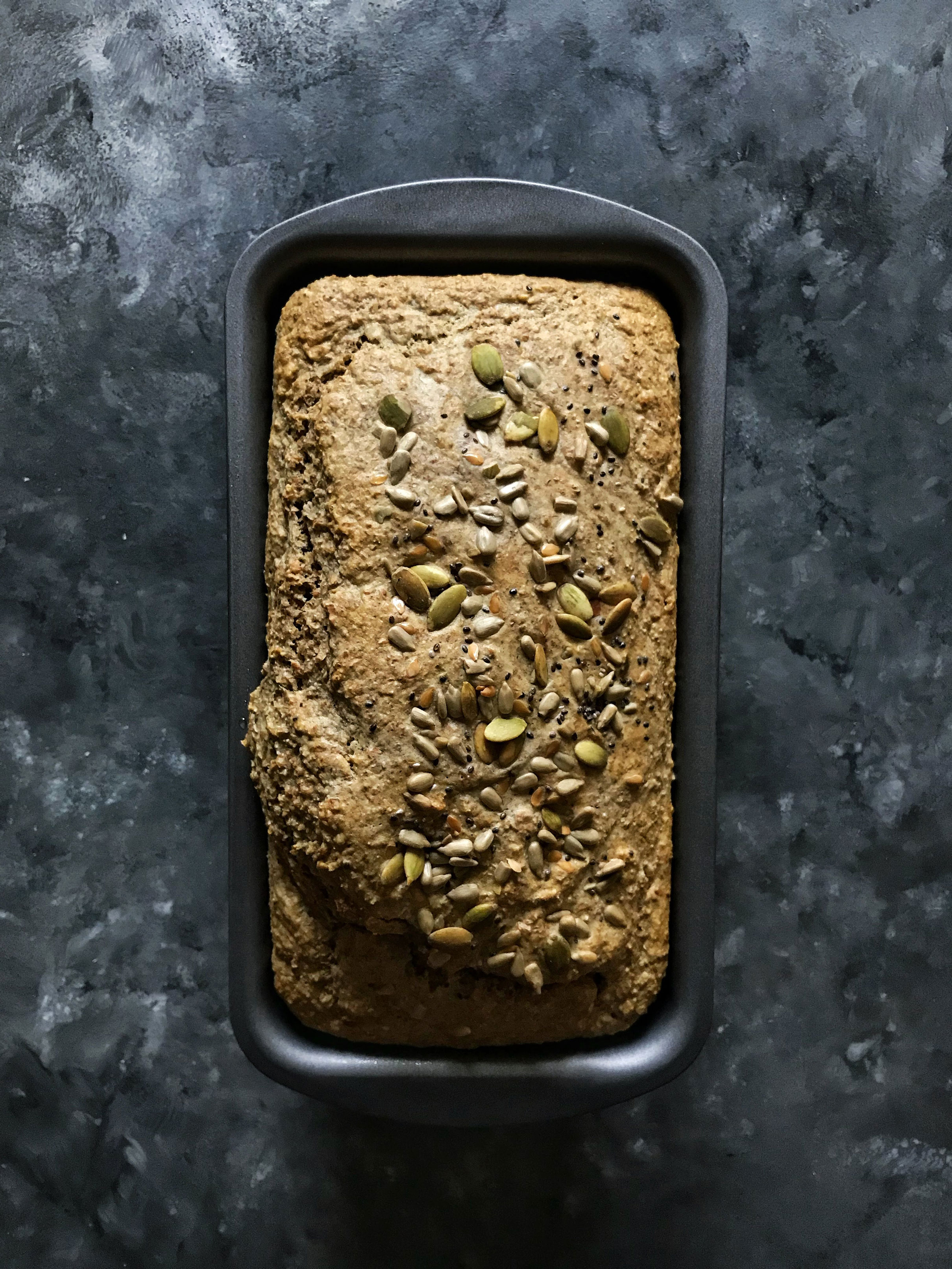 Wholegrain Irish Bread