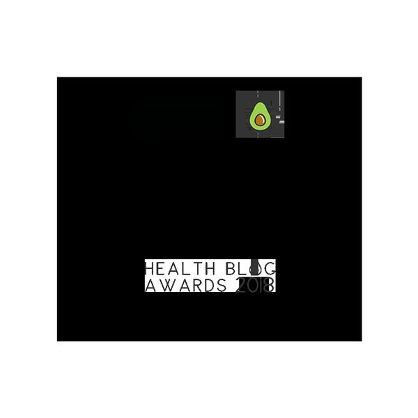 health blog awards winner